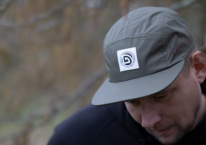 TRAKKER Penta 5-panel cap cepure