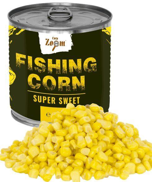 Fishing Corn, āķa saldā kukurūza 212ml / 425ml super sweet