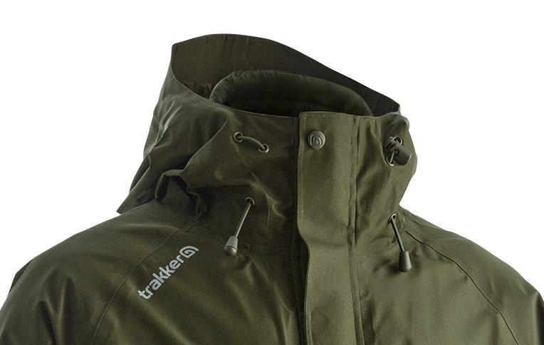 TRAKKER Summit XP lietus  jaka Jacket
