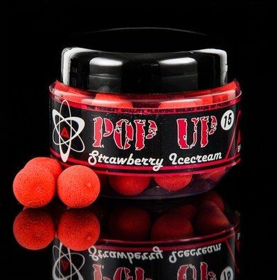 Pop Up peldošās boilas 15mm, 17 garšas