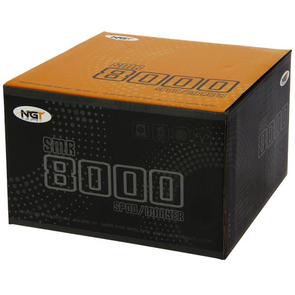 SMR 8000 2BB Spod Marker spole