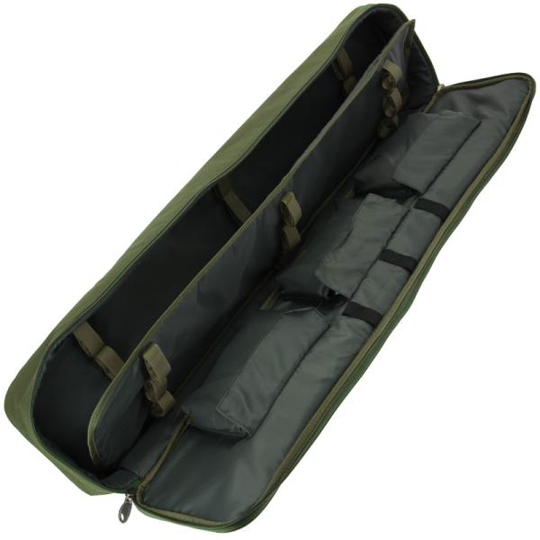 Travel makšķeru soma 86cm  ar papildus kabatām
