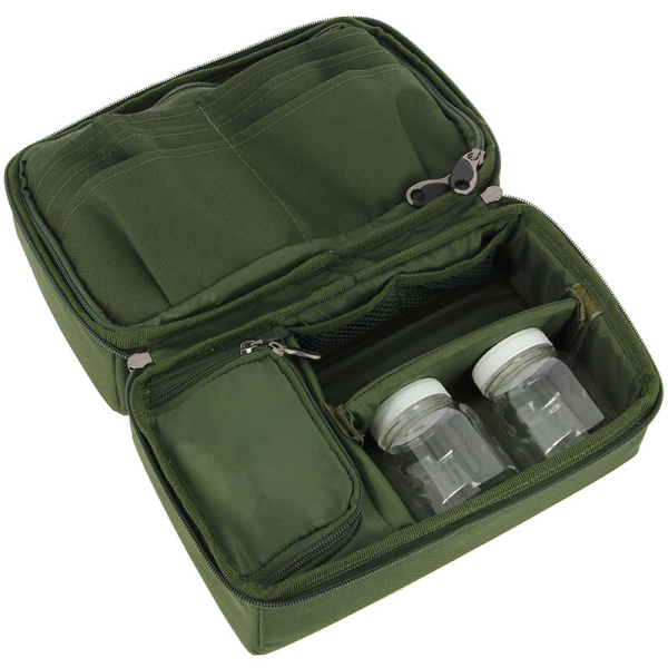 Complete Rigid Carp Rig Pouch System