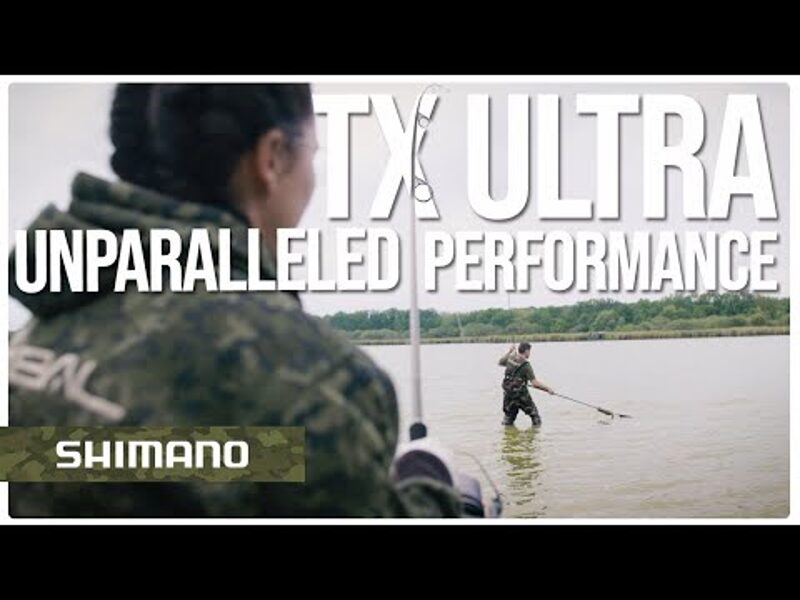 Shimano Tribal TX Ultra A 12ft 13ft +Intensity