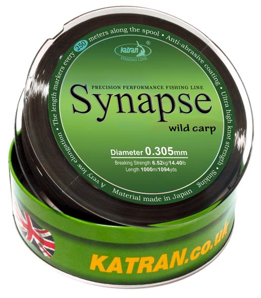 KATRAN Synapse Wild Carp Savvaļas karpām