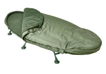 TRAKKER Levelite Oval Wide 5 Season Sleeping Bag