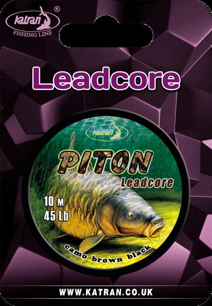 Katran PITON  Leadcore svinaukla 35lb/45lb