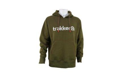 TRAKKER LOGO kapučjaka džemperis