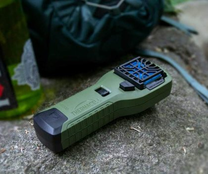 Thermacell Olive green pretodu ierīce