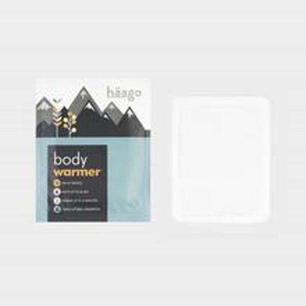 Haago Ķermeņa sildītājs, Body warmer
