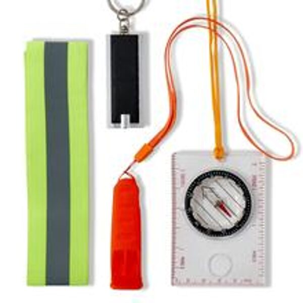 Haago Ārkārtas nepieciešamības komplekts, Emergency Essentials Kit