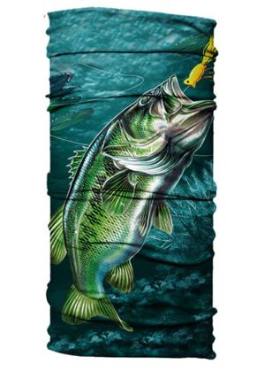 NGT bandanas ar zivīm un jūras elementiem
