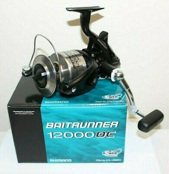 Baitrunner Oceanic 12000 Front Drag