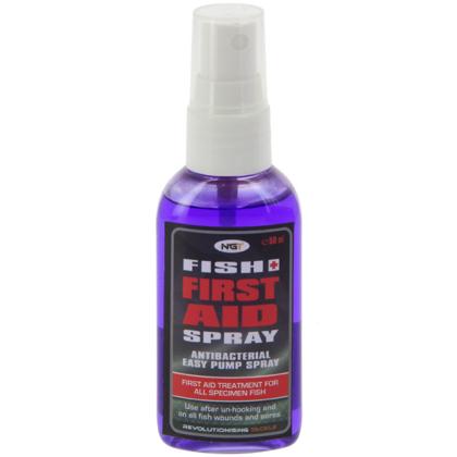 Antiseptiskais līdzeklis zivīm - Fish aid spray
