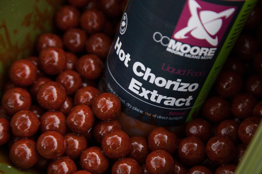 CCmoore Hot Chorizo Compound (previously extract) 500ml / 5L