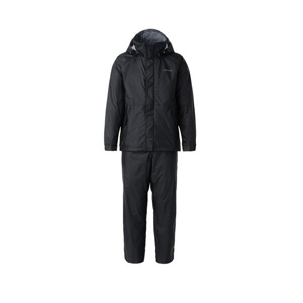 Dryshield Basic Suit - black, Vissezonas Kostīms - melns