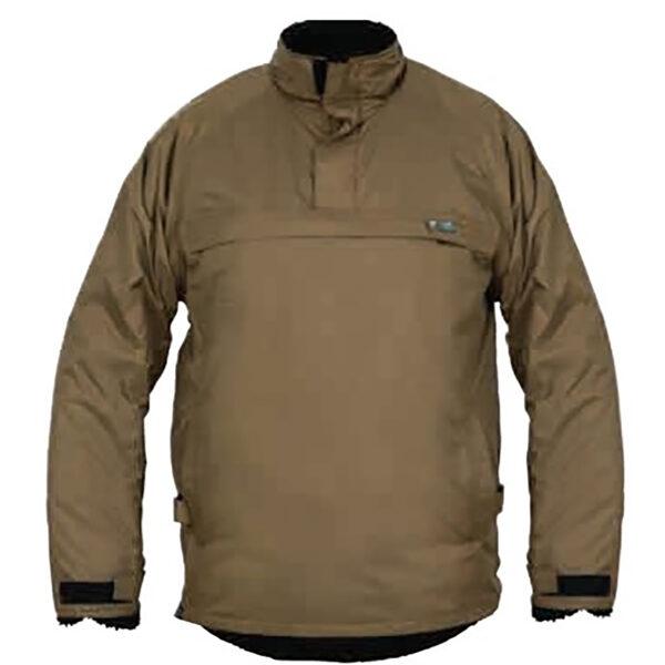Tactical Wear Fleece Lined Pullover, Jaka ar vilnas oderi