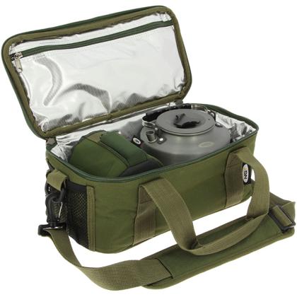 Aukstuma soma 35x17x13cm Brew kit bag