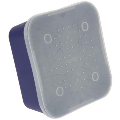 Tārpu kastīte 17x17x6.5cm - 1,5l