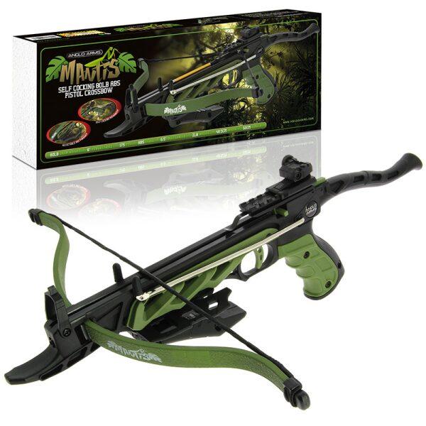 Arbalets MANTIS 80lb crossbow