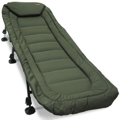 Mīksts guļamkrēsls ar spilvenu