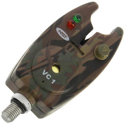 Camo copes signalizācijas ar skaļuma kontroli